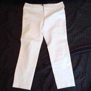 Cynthia Rowley cropped pants